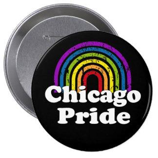 ORGULLO DE CHICAGO PIN