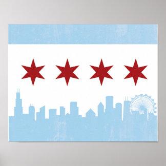 ¡Orgullo de Chicago! Póster