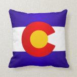 Orgullo de Colorado Cojín