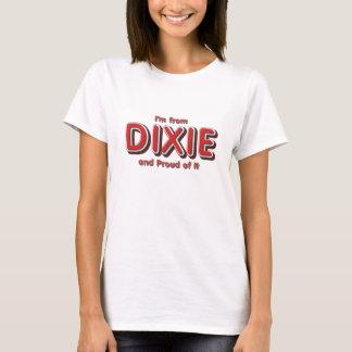 Orgullo de Dixie de la CAMISETA
