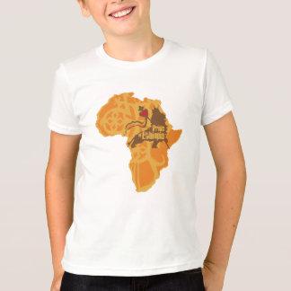 Orgullo de Etiopía - cruzar el continente Playera