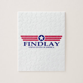 Orgullo de Findlay Rompecabezas Con Fotos