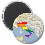 Orgullo de GLBT, Italia Imanes De Nevera