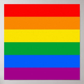 Orgullo de GLBT Posters