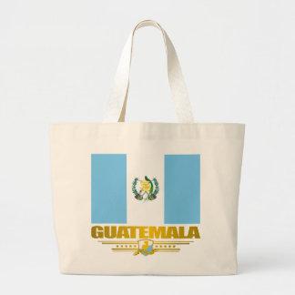 Orgullo de Guatemala Bolsa Tela Grande