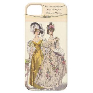 Orgullo de Jane Austen y caso del perjuicio iPhone 5 Case-Mate Carcasas