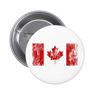 Orgullo de la bandera de Canadá Pins