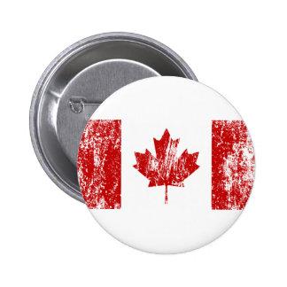 Orgullo de la bandera de Canadá Pin