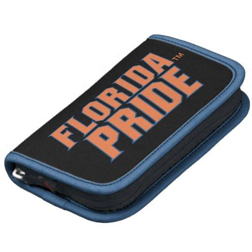 Orgullo de la Florida - naranja y azul Organizador