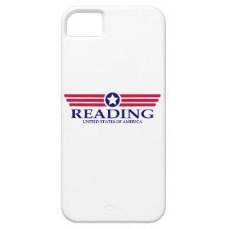 Orgullo de la lectura iPhone 5 fundas