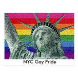 Orgullo de la libertad postales