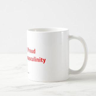 Orgullo de la marimacho taza de café