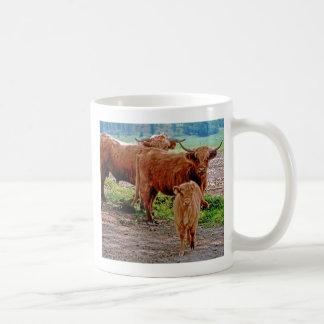Orgullo de la montaña taza de café