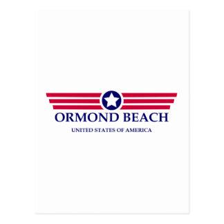 Orgullo de la playa de Ormond Tarjeta Postal