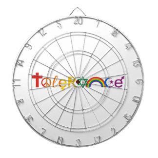 ORGULLO DE LA TOLERANCIA - .PNG TABLERO DE DARDOS