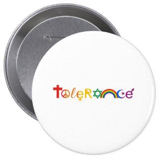 ORGULLO DE LA TOLERANCIA - PNG PINS