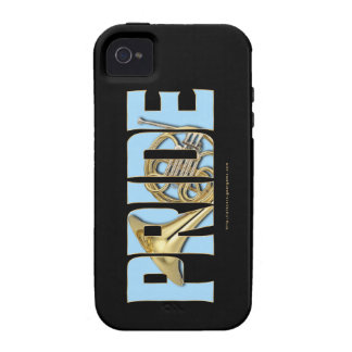 Orgullo de la trompa Case-Mate iPhone 4 carcasas