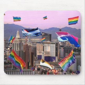 Orgullo de Las Vegas Mousepad
