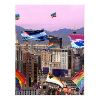 Orgullo de Las Vegas Tarjetas Postales