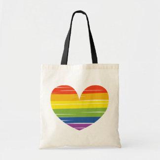 Orgullo de LGBT Bolsa Tela Barata