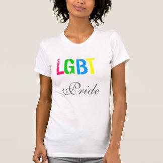 Orgullo de LGBT Playera