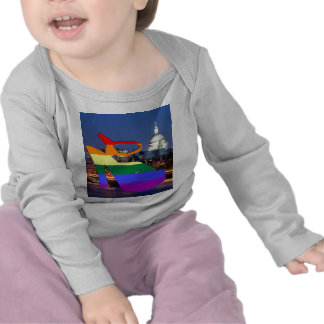 Orgullo de Londres Camiseta