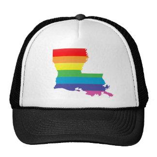 orgullo de Luisiana Gorros Bordados