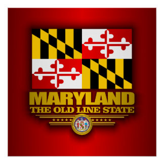 Orgullo de Maryland Posters