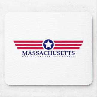 Orgullo de Massachusetts Tapete De Ratón