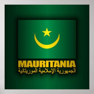 Orgullo de Mauritania Impresiones