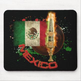 Orgullo de México Alfombrilla De Ratón