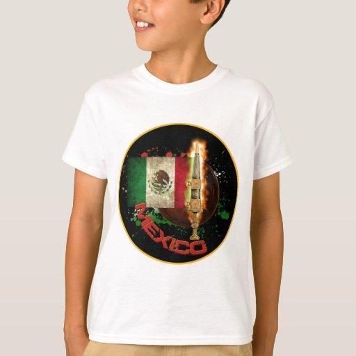 Orgullo de México Playeras
