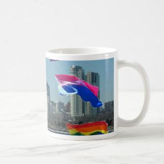 Orgullo de Milwaukee Taza De Café