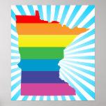 orgullo de Minnesota Impresiones