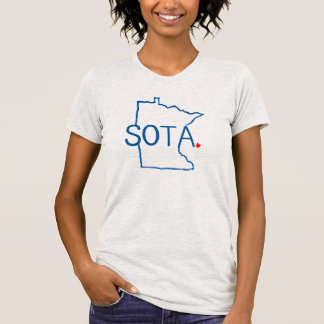 Orgullo de Minnesota Tee Shirt