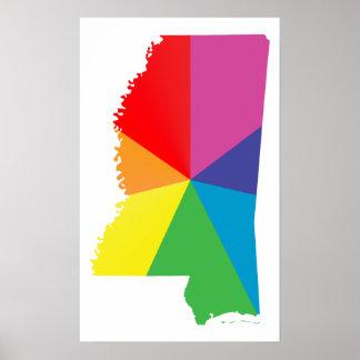 orgullo de Mississippi Poster