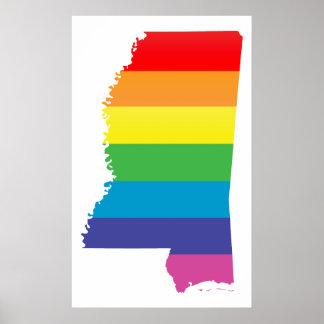 orgullo de Mississippi Posters