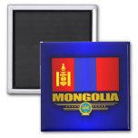 Orgullo de Mongolia Imanes