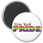 Orgullo de Nueva York Imanes