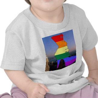 Orgullo de Nueva York Camiseta