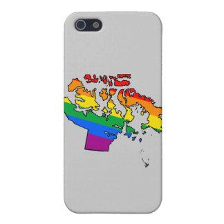 ORGULLO DE NUNUVUT iPhone 5 CARCASAS