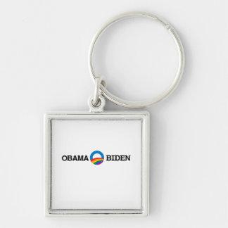 Orgullo de Obama Biden 2012 - Llavero Personalizado