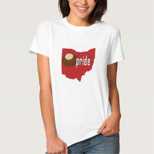 orgullo de Ohio Playeras
