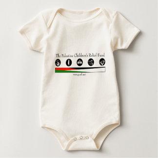 Orgullo de PCRF Mamelucos De Bebé