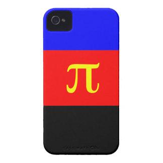 Orgullo de Polyamorous iPhone 4 Case-Mate Funda