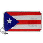 Orgullo de Puerto Rico Altavoces De Viaje