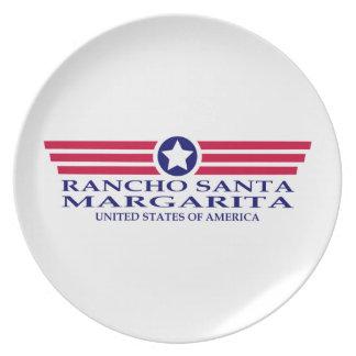 Orgullo de Rancho Santa Margarita Plato De Comida