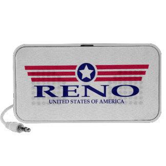 Orgullo de Reno Altavoz De Viaje