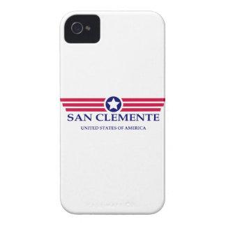 Orgullo de San Clemente iPhone 4 Funda