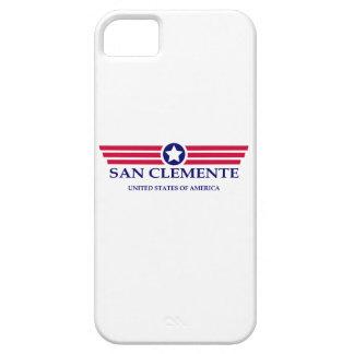 Orgullo de San Clemente iPhone 5 Carcasa